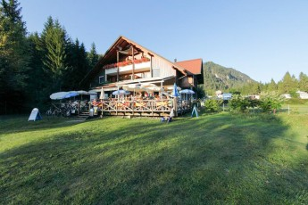 Restaurant am Campingplatz